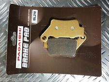 SEMI METAL REAR BRAKE PADS FOR HUSQVARNA SMR 630 05 R