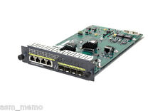 CISCO SSM-4GE 4-Port SFP/RJ45 Gigabit Firewall Security Module ASA 5500 4GE SSM