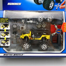 Mattel HOTWHEELS Mechanix HUMMER Diecast Vehicle 25808  Rare collectible