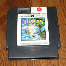 Trolls on Treasure Island (Nintendo Entertainment System, NES) Tested!