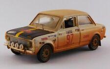 FIAT 128 RALLY  Rally dell'Isola D'Elba  1972 - Avenoso 1/43 RIO RIO4228/2