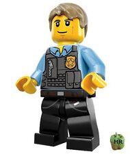 LEGO / Wii U - City Undercover - Chase McCain Mini Figure - PROMO / Poly Bag