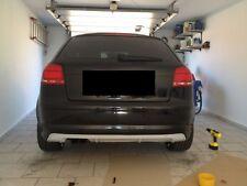 Sotto Paraurti posteriore Audi A3 3 porte  S3-Look NO RS3 S-line