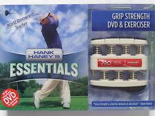 Hank Haney´s Grip Strength DVD & Exercisr Medium Tension