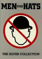 Men without Hats - The Silver Collection  RARE HTF Canadian DVD + CD Box (New!)