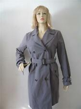 United Colors of Benetton Classic Blues Trench Coat Size 44 (EU)14(USA)
