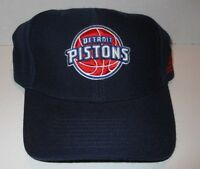 ADIDAS DETROIT PISTONS BLUE HAT NBA NEW