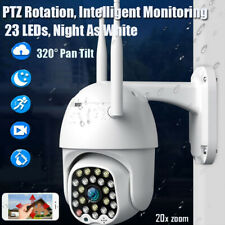 Wireless IP Camera Wifi 1080P Security Outdoor Night Vision CCTV Zoom Monitoring