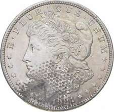 1921 Morgan Silver Dollar - Last Year Issue 90% $1.00 Bullion *778