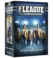 NEW The League: Complete Series (DVD)