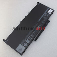 NEW J60J5 55Wh Laptop Battery for Dell Latitude E7270 E7470 R1V85 MC34Y 451-BBSX