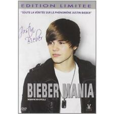 Justin Bieber - Bieber Mania (Edition limitée) DVD NEUF