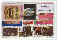 Panama 100 timbres différents