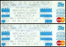2 Rare Unused 26th American Music Awards Tickets Jan 11th 1999 Shrine Auditorium