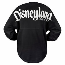 Disney Dlr Disneyland Resort Black Spirit Jersey Unisex M Medium Bnwt
