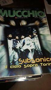 Rivista/Magazine MUCCHIO SELVAGGIO #472 5 febbraio 2002 - SUBSONICA
