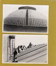 4 British Museum Roof Repairs London plain back RP pcs  Ref F510