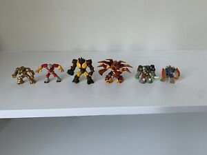 Gormiti Figures - Set Of 5