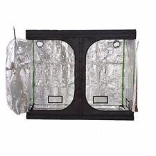 Hydroponics 2.4m x 1.2m x 2m Grow Tent Grows Growing Inside Room