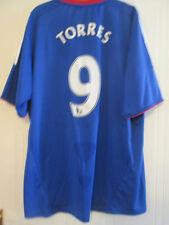 Chelsea Torres 9 2010-2011 Home Football Shirt Talla Xl Mans / 35087