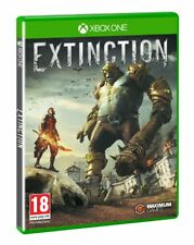 Extinction Microsoft Xbox One Game 16 Years