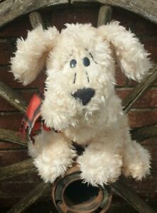RUSS Vintage Terrier Poodle Teddy Bear Dog 11 Inches 💜