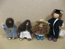 Lot of 4 Lizzie High Dolls Little Ones Etc. Excellent Condition
