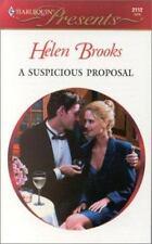 Suspicious Proposal (Marry Me?) (Presents, 2112), Helen Brooks, 0373121121, Book