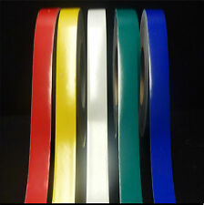 3M™   Class 2 _ 3200 Series REFLECTIVE SAFETY TAPE RED, GREEN, or BLUE 50mm NEW