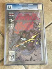THE PUNISHER #36 Vol. ONE cgc 9.8 1990 JIGSAW PUZZLE Pt 2