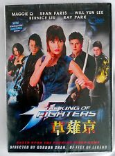 The King of Fighters Directed by Gordon Chan DVD >NEW<