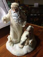 Pipka 2009 Memories Collection Arctic Santa & Friends #13997 Nib *Signed* (B)