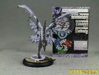 50mm Hordes WDS painted Legion of Everblight Angelius v5