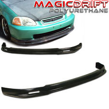 96 97 98 Honda Civic 2-Door Coupes EK MUGN Style Front Bumper PU Lip URETHANE