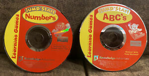 Jump Start ABCs And Numbers CDs