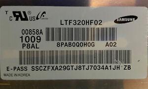 "32"" LCD Pannello Display LCD SAMSUNG UE32C6500 Screen 1366×768 TV LTF320HF02 A02"