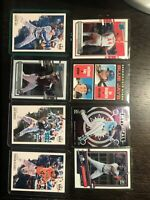 2020 Baseball Card Rookie Lot (8)- Optic, Rated Rookie,  Luis Robert, RC Invest