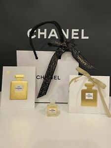 CHANEL No.5 Mini Edp Holiday Christmas VIP Gift NEW & AUTHENTIC