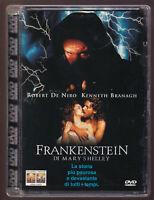 EBOND FRANKENSTEIN DI MARY SHELLEY SJB DVD D553409