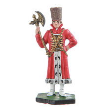 Tin Toy Soldier Russian Medieval Tsar's Bodyguard Rynda 54mm hand painted #1.07b