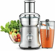 Breville BJE830BSS1BUS1 Juice Founatin Cold XL, Brushed Stainless Steel Centrifu