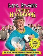 MRS.BROWN'S FAMILY HANDBOOK