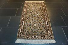 Schöner Handgeknüpfter Perser Orientteppich Herati Bidjar Läufer Carpet 120x65cm