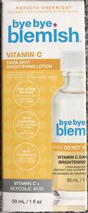 BYE BYE BLEMISH Dark Spot Brightening Lotion Vitamin C Skin Whitening
