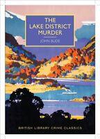 The Lake District Murder (British Library Crime Classics),John Bude