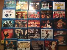 Sammlung [ 23 BLU RAY ] Indiana Jones 2012 Rocky Karate Kid Oceans 13 Bond ...