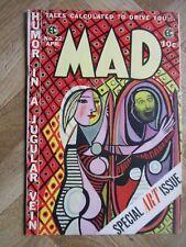 MAD #22 VG  (W4)