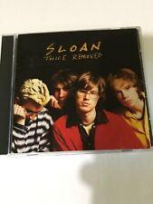 SLOAN TWICE REMOVED CD 1994 Geffen