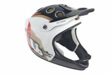 Caschetti da ciclismo bianchi con visiera taglia XL