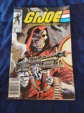 G.I. Joe Real American Hero  #43 January 1986 Marvel